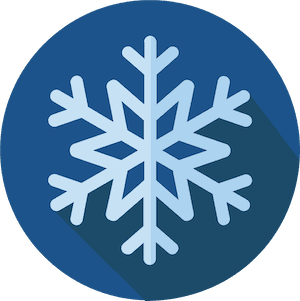 Snowflake Cold Icon